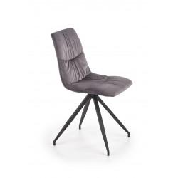 Nowoczesne krzesło K382 velvet