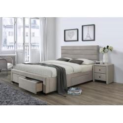 Łóżko KAYLEON tapicerowane...