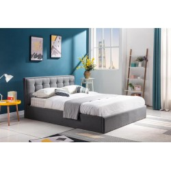 Łóżko PADVA tapicerowane z...