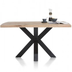 Stół Maestro 130cm dąb H&H