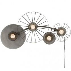 Designerska lampa Crawford...