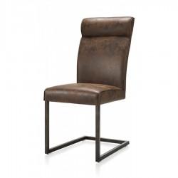 Krzesło Collin brązowe...